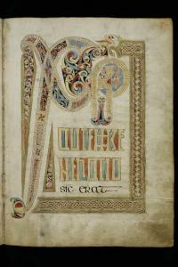 St Gall 51, from e-codices.ch
